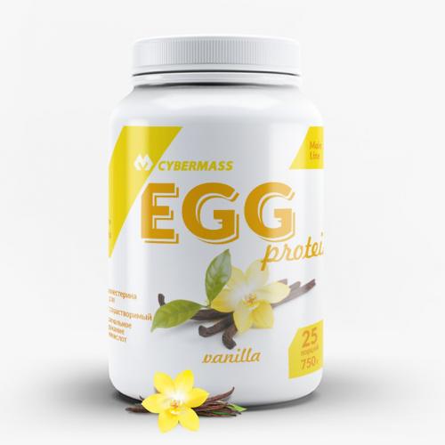 Протеин Egg protein Cybermass (750 г)