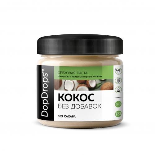 Паста Кокосовая без добавок (150 г) DopDrops