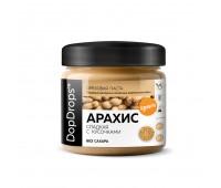 Арахисовая паста Кранч  сладкая (150 г) Dopdrops