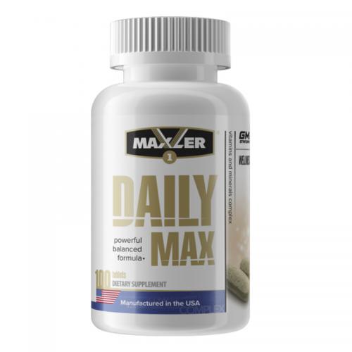 Витамины Daily Max Maxler (100 таблеток)