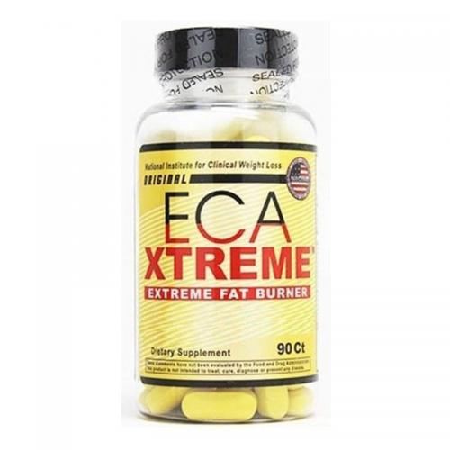 Жиросжигатель ECA Xtreme Hi-Tech (90 капсул)