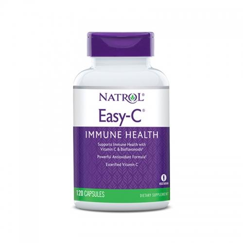 Easy C 500 мг (120 капс) Natrol
