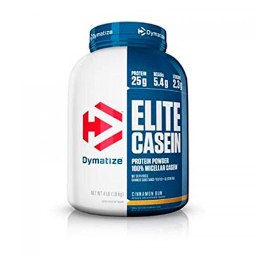 Elite Casein 4 lb Dymatize Nutrition
