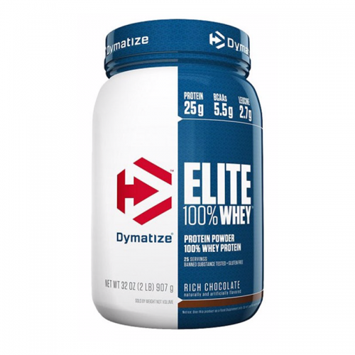 Протеин Elite Whey Dymatize Nutrition 907г