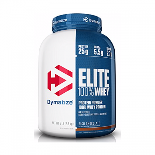 Elite Whey 5 lb Dymatize Nutrition