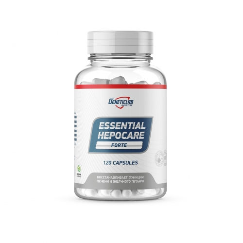 Essential hepocare (120 кап) Geneticlab