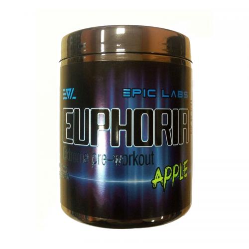 Предтренировочный комплекс Euphoria (200 г) Epic Labs