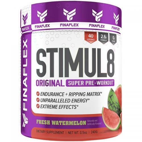 Предтренировочный комплекс Stimul 8 Fina Flex (240 г)