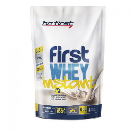 FIrst Whey 900 gr Be First
