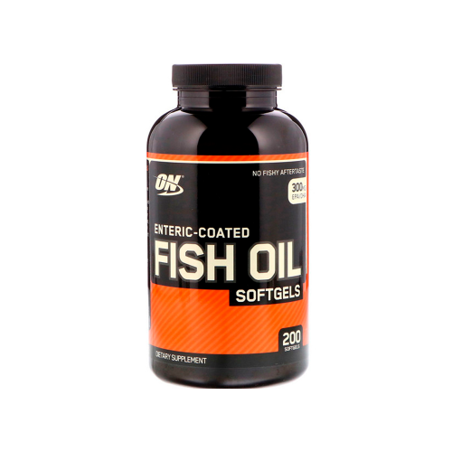 Рыбий жир Optimum Nutrition Fish Oil (200 капсул)