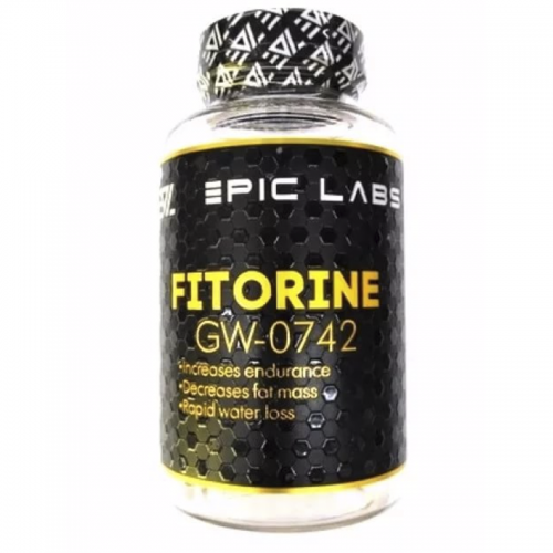 Фиторин Fitorine GW-0742 Epic Labs (60 капсул)