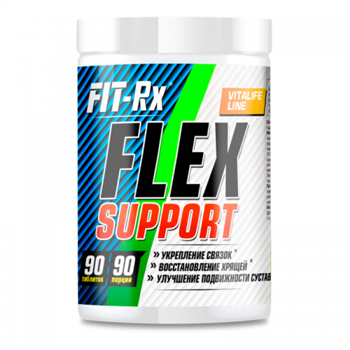 Flex Support 90 tab Fit-Rx