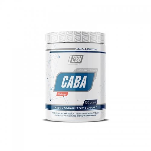 Gaba 500 мг (120 капс)  2SN