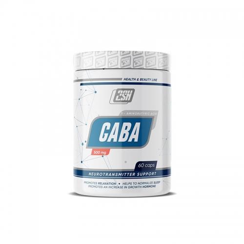 Gaba 500 мг (60 капс) 2SN