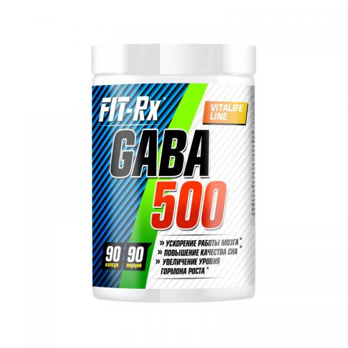 Аминокислота GABA 500 Fit-rx (90 капсул)
