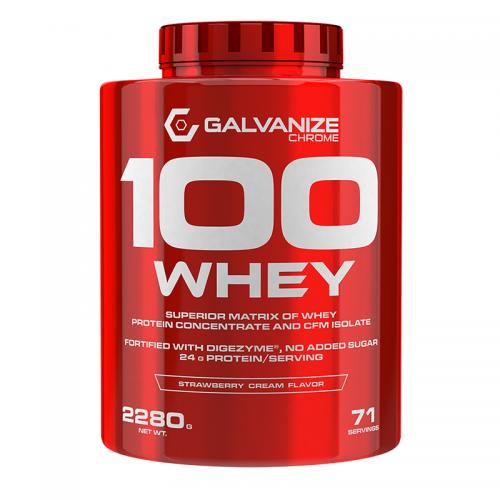 Протеин 100% Whey Galvanize (2280 г)