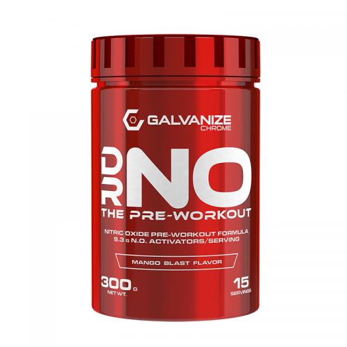 Предтренировочный комплекс Dr.N.O. Pre-workout Galvanize (300 г)