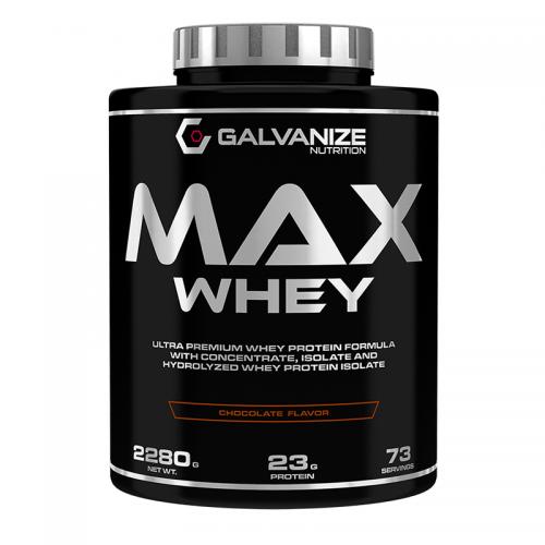Протеин Max Whey (2280 г) Galvanize