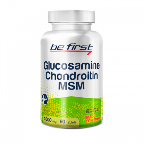 Хондропротектор Glucosamine Chondroitine MSM Be first (90 таблеток)