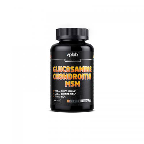 Glucosamine Chondroitine MSM 180 tab VP Lab