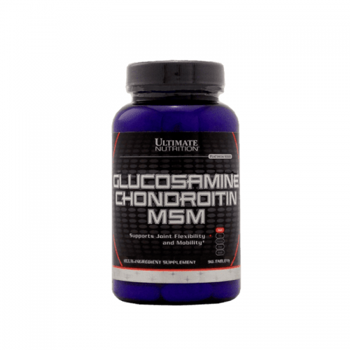 Glucosamine & Chondroitine & MSM 90 tab Ultimate Nutrition