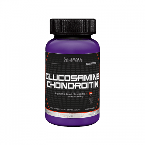 Glucosamine & Chondroitin 60 Tab Ultimate Nutrition