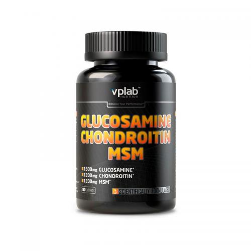 Хондропротектор Glucosamine Chondroitine MSM VP Lab (90 таблеток)