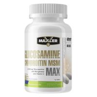 Glucosamine-Chondroitin-MSM MAX 90 tabs Maxler