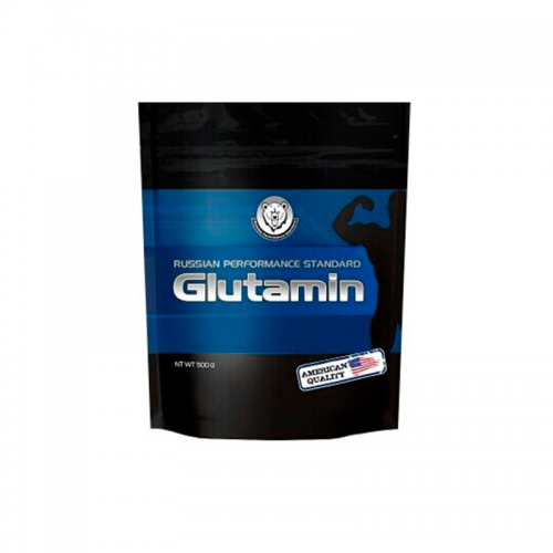 Glutamine bag 500 gr