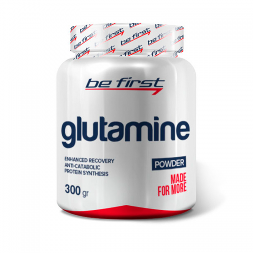 Аминокислота Glutamine powder Be first (300 г)