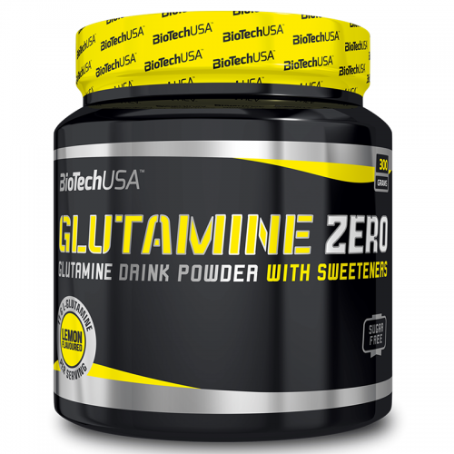 Глютамин Biotech USA Glutamine ZERO (300 г)