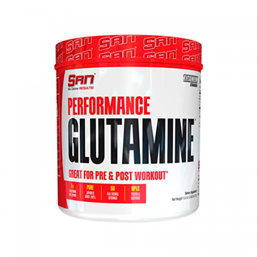 Глютамин Performance Glutamine SAN (300 г)