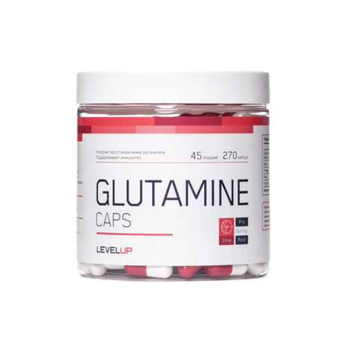 Glutamine 270k Level Up