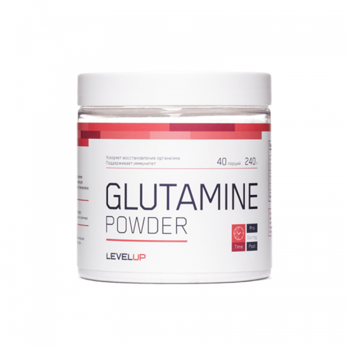 Аминокислота Glutamine Powder Level Up (240 г)