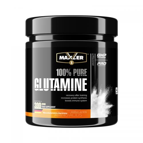 Глютамин Glutamine Maxler (300 г)
