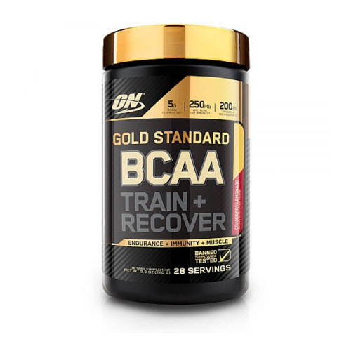BCAA Gold Standard 280 gr ON