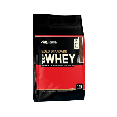 Протеин Gold Standard 100% Whey Optimum Nutrition (4540 г)