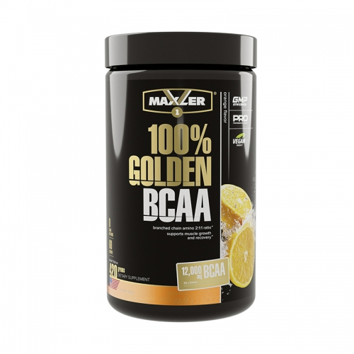 Golden BCAA (420 г) Maxler