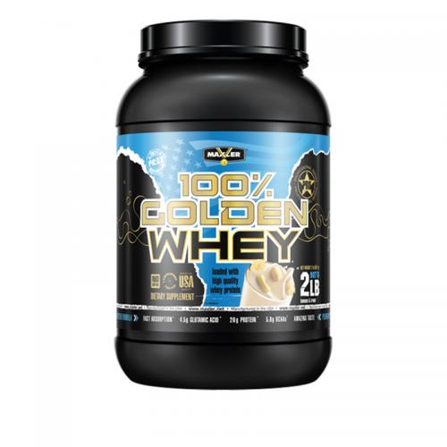 Протеин 100% Golden Whey Maxler (907 г)