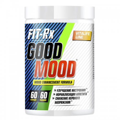 Релаксант Good mood Fit-rx (60 капсул)