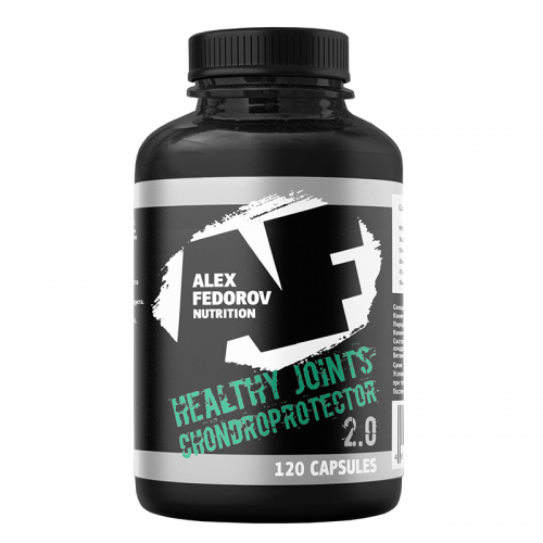 Healthy Joints 120 caps Alex Fedorov Nutrition
