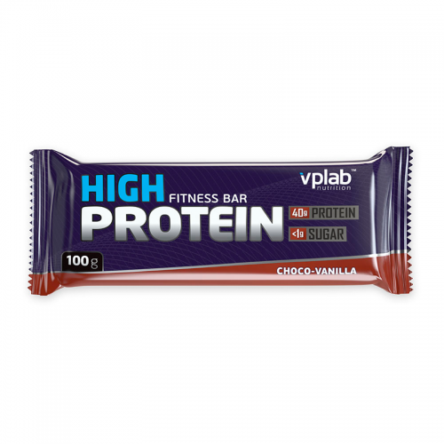 Батончик High Protein Bar VP Lab (100 г)