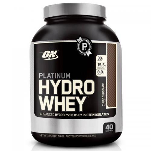 Протеин гидролизат Platinum Hydro Whey (1500 г) Optimum Nutrition
