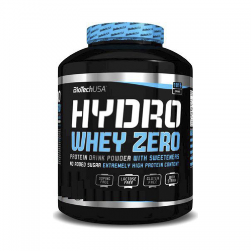 Протеин Hydro whey ZERO Biotech USA (1816 г)