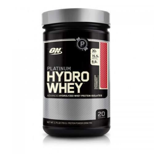 Протеин (гидролизат) Platinum Hydro Whey (794 г) Optimum Nutrition