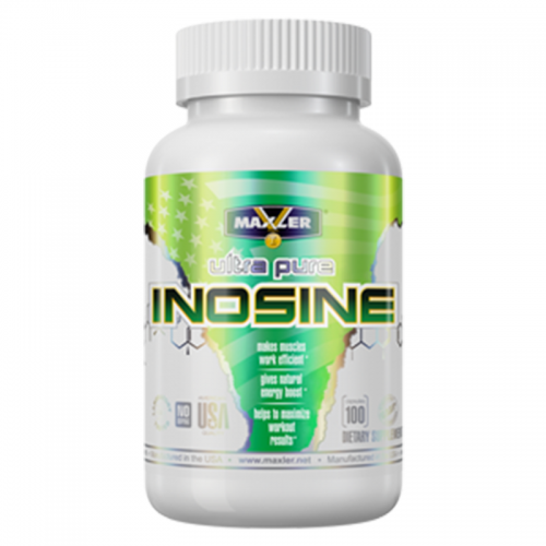 Инозин Inosine Maxler (100 капсул)