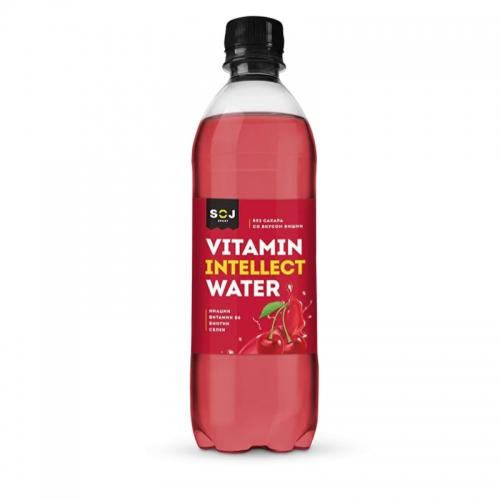 Спортивная вода Intellect со вкусом