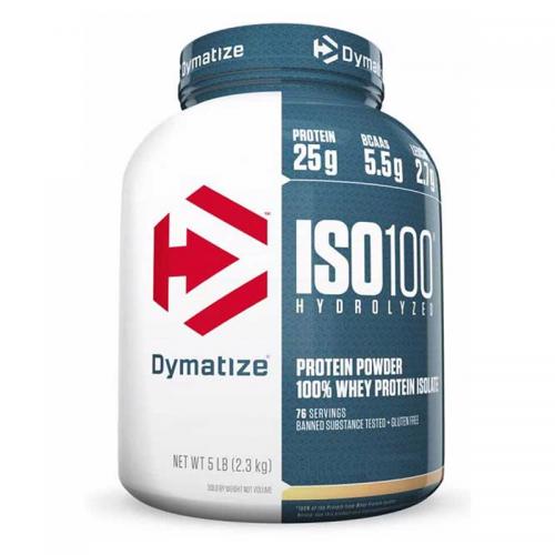 ISO-100 Zero Carb 5 lb Dymatize Nutrition