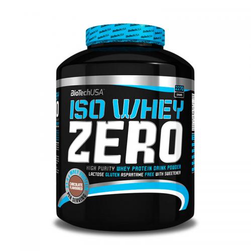 ISO Whey 2270 gr Biotech USA