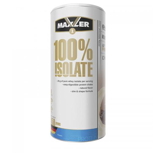 Изолят сывороточного протеина 100% Isolate Maxler (450 г)